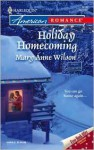 Holiday Homecoming - Mary Anne Wilson