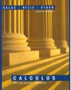 Salas and Hille's Calculus: One and Several Variables - Garret J. Etgen, Einar Hille