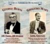 100 Years, 100 Stories/Love, Groucho - George Burns, Groucho Marx