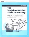 Decision-Making Style Inventory - William C. Coscarelli