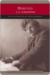 Heretics - G.K. Chesterton, Steven Schroeder