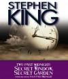 Two Past Midnight: Secret Window, Secret Garden - James Woods, Stephen King