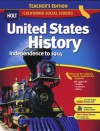 United States History (California Edition): Independence to 1914 - William Francis Deverell, Deborah Gray White