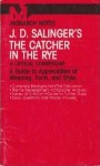 The Catcher in the Rye - J.D. Salinger, Charlotte A. Alexander
