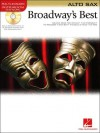 Broadway's Best: For Alto Sax - Hal Leonard Publishing Company