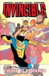 Invincible, Vol. 2: Eight is Enough - Dave Johnson, Erik Larsen, Matt Roberts, Tony Moore, Robert Kirkman, Cory Walker, Bill Crabtree, Terry Stevens, Cliff Rathburn, Mark Englert, Ryan Ottley