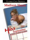 Miss September - Madison Hayes