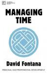 Managing Time - David Fontana, Fontana