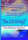 Puzzles and Essays from 'The Exchange': Tricky Reference Questions - Charles R. Anderson