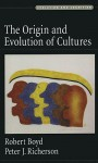 The Origin and Evolution of Cultures (Evolution and Cognition) - Robert Boyd, Peter J. Richerson