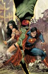 Superman / Wonder Woman #3 - Charles Soule, Tony S. Daniel, Batt, Guillem March