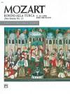 Rondo Alla Turca (from Sonata No. 11, K. 331/300i): Sheet - Wolfgang Amadeus Mozart