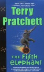 The Fifth Elephant (Discworld, #24) - Terry Pratchett