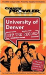 University of Denver - Katie Niekerk, College Prowler, Adam Burns, Kimberly Moore
