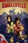 Smallville Season 11 #45 - Bryan Q. Miller, Cat Staggs