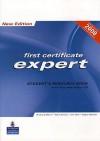 First Certificate Expert: Students Resource Book With Key - Richard Mann, Nick Kenny, Jen Bell, Roger Grower