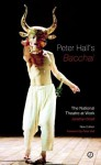 Peter Hall's Bacchai - Jonathan Croall, Peter Hall