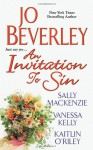 An Invitation to Sin - Jo Beverley, Sally MacKenzie, Vanessa Kelly, Kaitlin O'Riley