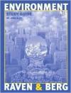 Environment, Study Guide - John Aliff, Peter H. Raven, Linda R. Berg