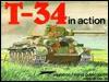 T-34 in Action - Steven J. Zaloga, James Grandsen
