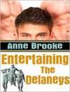 Entertaining The Delaneys - Anne Brooke