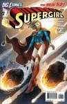 Supergirl #1 (Vol 6) - Michael Green, Mike Johnson, Mahmud Asrar