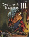 Creatures & Treasures III - John A. Schmidt, Susan Schmidt, Don Mappin