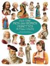 Old-Time Men and Women Vignettes in Full Color - Carol Belanger Grafton