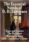 The Essential Novels of D. H. Lawrence - D.H. Lawrence