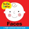 Hello Baby: Faces - Roger Priddy
