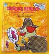 Sherlock Hemlock and the Great Twiddlebug Mystery (A Tell a Tale Book) - Betty Lou, Sesame Street