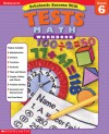 Scholastic Success With: Tests: Math Workbook: Grade 6 - Terry Cooper
