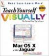 Teach Yourself Visually Mac OS X - Ruth Maran