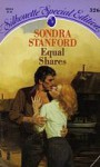 Equal Shares (Silhouette Special Edition, #326) - Sondra Stanford