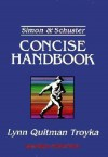 Simon & Schuster Concise Handbook, Revised Printing - Lynn Quitman Troyka