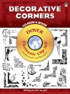 Decorative Corners CD-ROM and Book - Dover Publications Inc.
