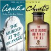 Murder at the Vicarage & The Mysterious Affair at Styles - Joan Hickson, Hugh Fraser, Agatha Christie