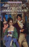 A Private Understanding - Elizabeth Hewitt