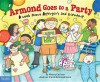Armond Goes to a Party: A book about Asperger's and friendship - Nancy Carlson, Armond Isaak
