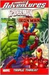Marvel Adventures Spider-Man, Hulk and Iron Man - Paul Tobin, Alvin Lee