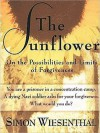 The Sunflower: On the Possibilities and Limits of Forgiveness (MP3 Book) - Simon Wiesenthal, Robertson Dean, Laural Merlington