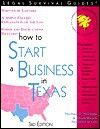 How to Start a Business in Texas - Michael T. Norman, Mark Warda