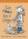Judy Moody Goes To College - Megan McDonald, Peter H. Reynolds