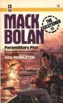 Paramilitary Plot - Mike Newton, Don Pendleton