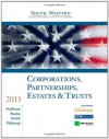Study Guide for Hoffman/Raabe/Smith/Maloney's South-Western Federal Taxation 2013: Corporations, Partnerships, Estates and Trusts, 36th - William H. Hoffman, William A. Raabe, James E. Smith Jr.