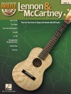 Lennon & Mccartney - Ukulele Play-Along Vol. 6 (Book/Cd) (Hal Leonard Ukulele Play-Along) - The Beatles, John Lennon, Paul McCartney