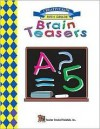 Brain Teasers, Grade 5 Workbook - Michael Levin