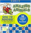 Amazing Animals (Now I'm Reading!: Level 2) - Nora Gaydos, B.B. Sams