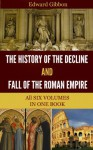 The History of the Decline and Fall of the Roman Empire (Vol. 2.) - Edward Gibbon