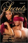 Secrets, Volume 29: Indulge Your Fantasies - Nathalie Gray, Saskia Walker, Nicole North, Dominique Sinclair